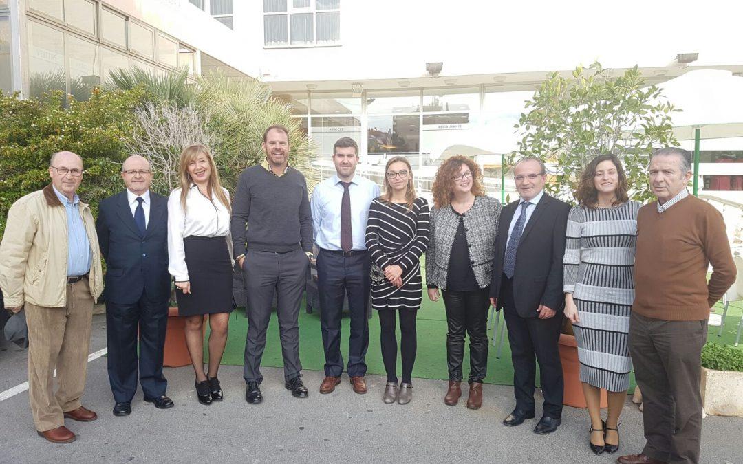 Última Junta De Gobierno del 2016 del Colegio Profesional de Mediadores de Seguros de Alicante