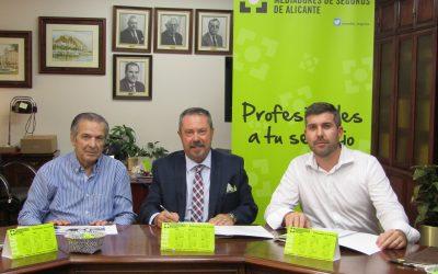 FIATC y el Colegio de Alicante firman Protocolo Colaboración