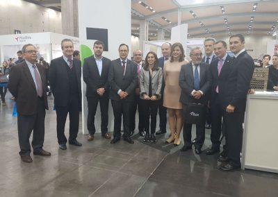 forinvest 2018 autoridades