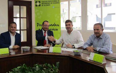 MUTUA DE PROPIETARIOS Y EL COLEGIO