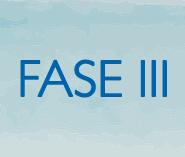FASE III: DESESCALADA