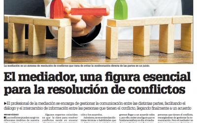 INMESE en el periódico INFORMACIÓN