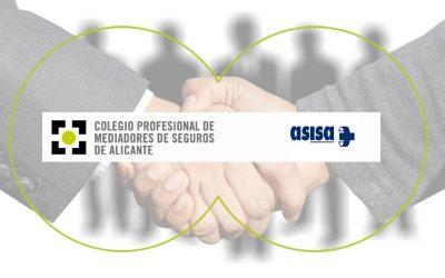 ASISA y el Colegio de Alicante continúan sumando