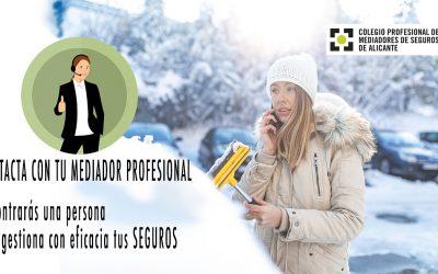 Consulta a tu mediador de Seguros profesional
