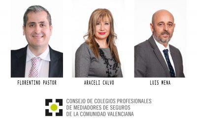Consejo de Colegios Profesionales de Mediadores de Seguros de la Comunidad Valenciana