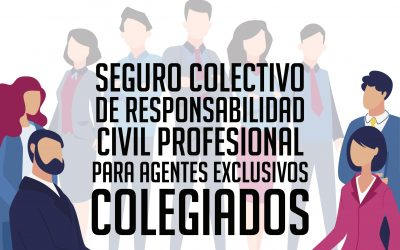 Los Agentes Colegiados en Alicante cuentan con una poliza de responsabilidad civil gratuita
