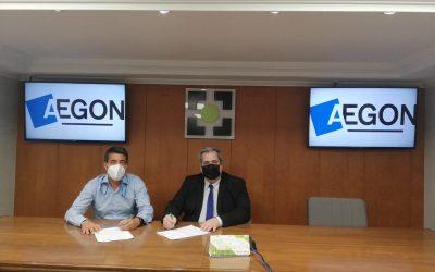 AEGON apuesta por la formación con el Colegio de Alicante