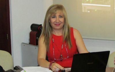 Araceli Calvo, nueva secretaria general del Colegio